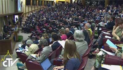 Conferenza stampa di presentazione dell'enciclica Laudato si'