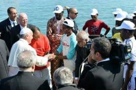 Pope Francis Lampedusa