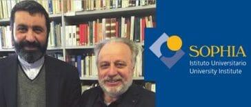 Dr Shomali con Prof. Piero Coda