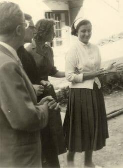 1956 Fiera di Piero_Chiara, Giosi e Igino Giordani