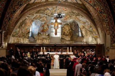 Assisi, 20 settembre 2016