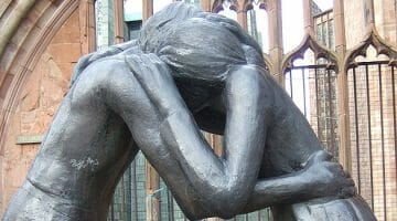 Reconciliation by Josefina de Vasconcellos at Coventry Cathedral