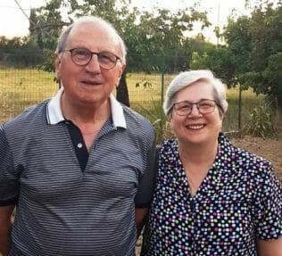 Gennaro e Lucia Piccolo