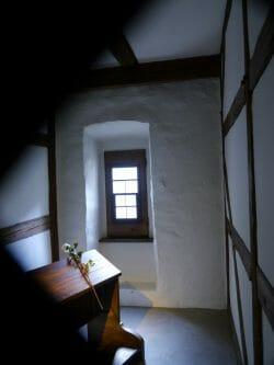 2017-08-24-Erfurt cella del monastero di Lutero (66)
