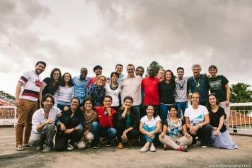 foto di gruppo © Davi Teixeira Breaking Rays Brazil