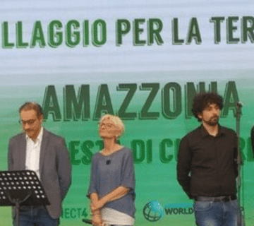 Header Amazzonia Villaggio Terra 2019