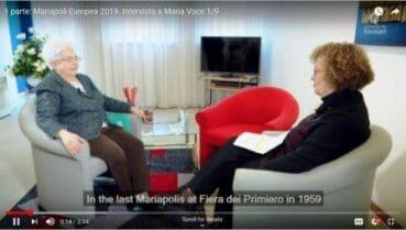 Intervista Patrizia con Emmaus