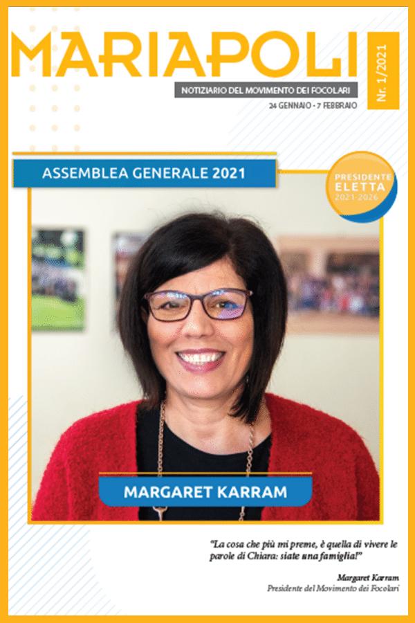 Noticiario-Mariapolis ASAMBLEA GENERAL 2021