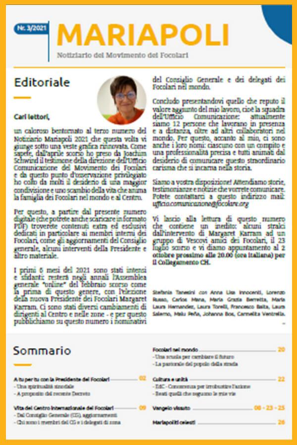 Journal-Mariapolis 3 – 2021